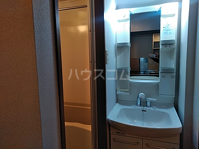 アンシャーレ西ノ京 302号室の洗面所