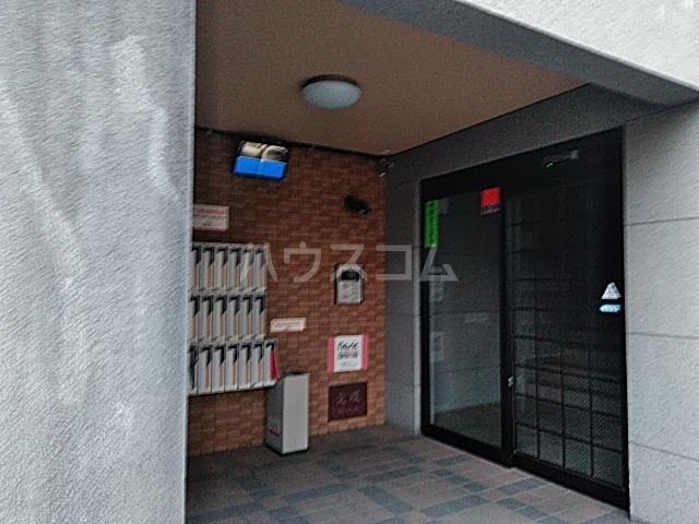 アンシャーレ西ノ京 302号室のセキュリティ