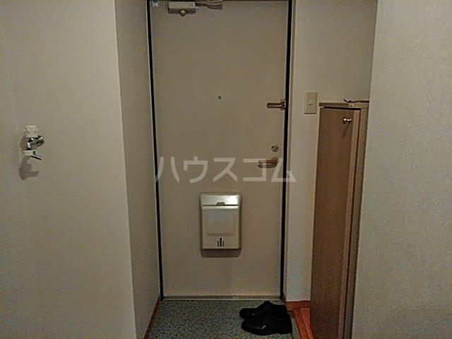 アンシャーレ西ノ京 302号室の玄関