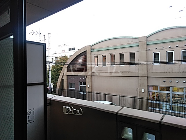 アンシャーレ西ノ京 302号室の景色