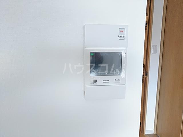 エスカーサ京都四条梅津 205号室のセキュリティ