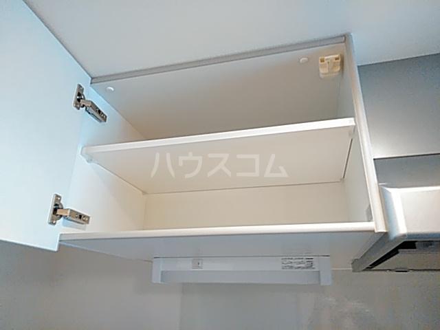 エスカーサ京都四条梅津 205号室の収納