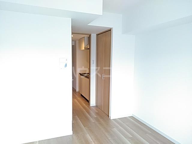 エスカーサ京都四条梅津 205号室のベッドルーム