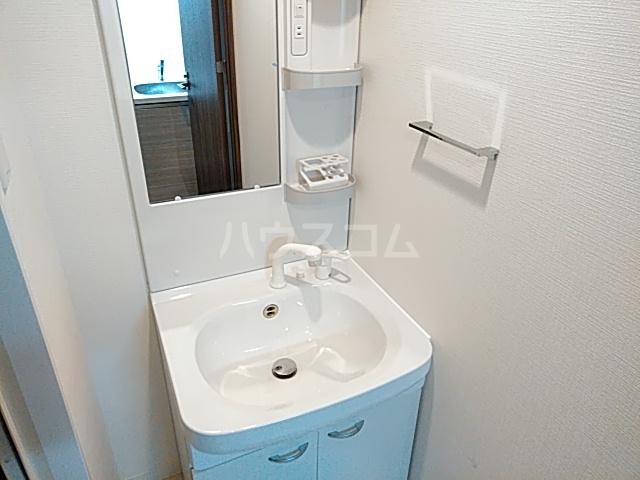 エグゼ京都西 202号室の洗面所