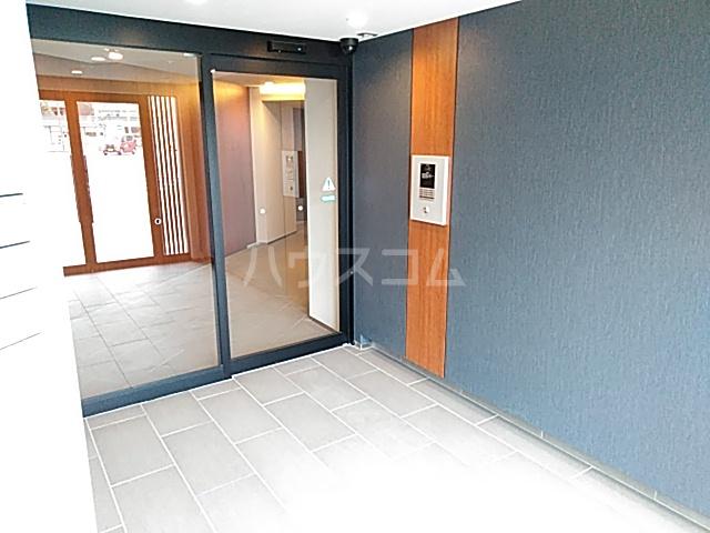 エグゼ京都西 202号室の玄関