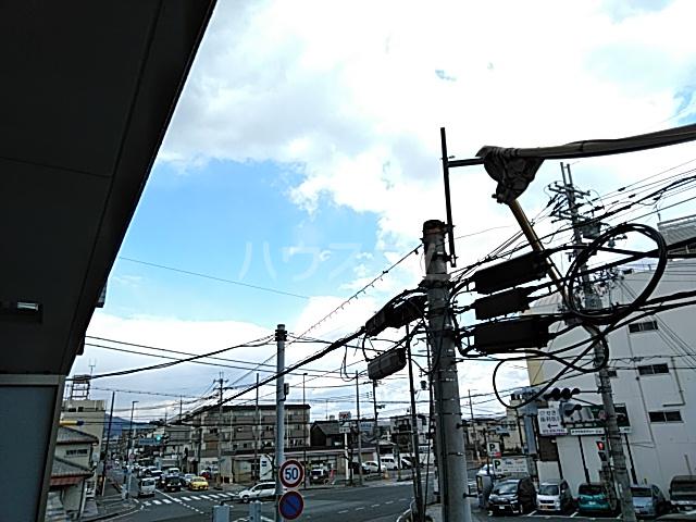 エグゼ京都西 603号室の景色
