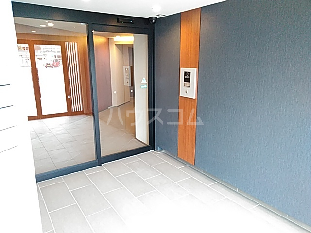エグゼ京都西 603号室の玄関
