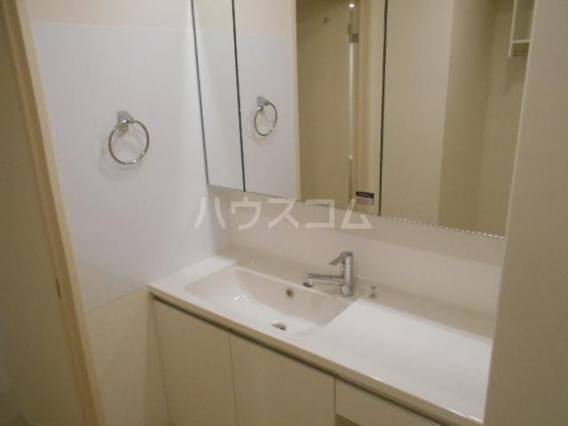 扇山(SENZAN) 203号室の洗面所