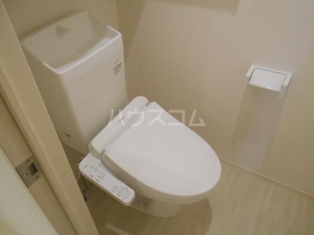扇山(SENZAN) 203号室のトイレ