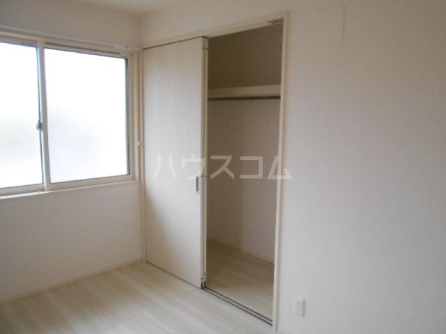 扇山(SENZAN) 203号室の収納