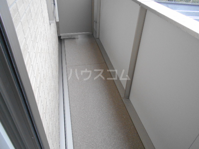 扇山(SENZAN) 203号室のバルコニー