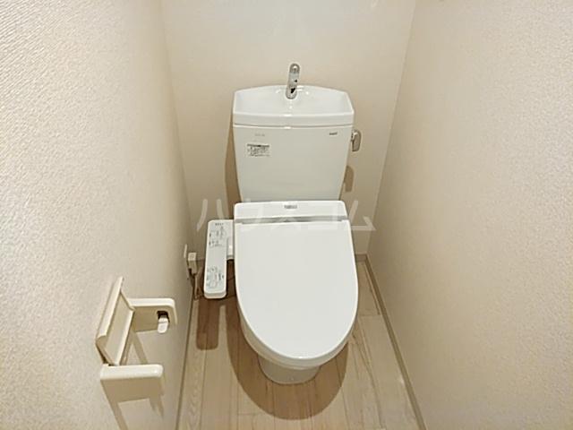 ソフィア円町 301号室のトイレ