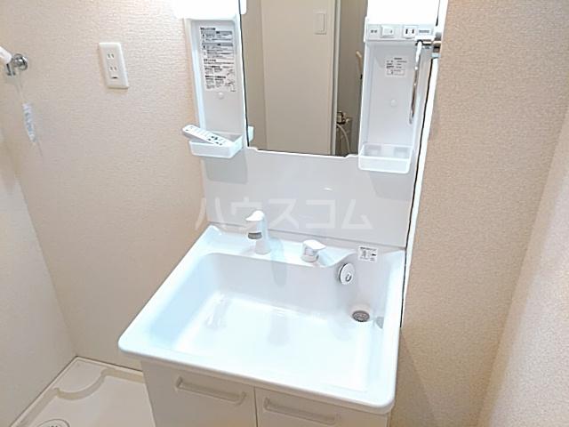 ソフィア円町 301号室の洗面所