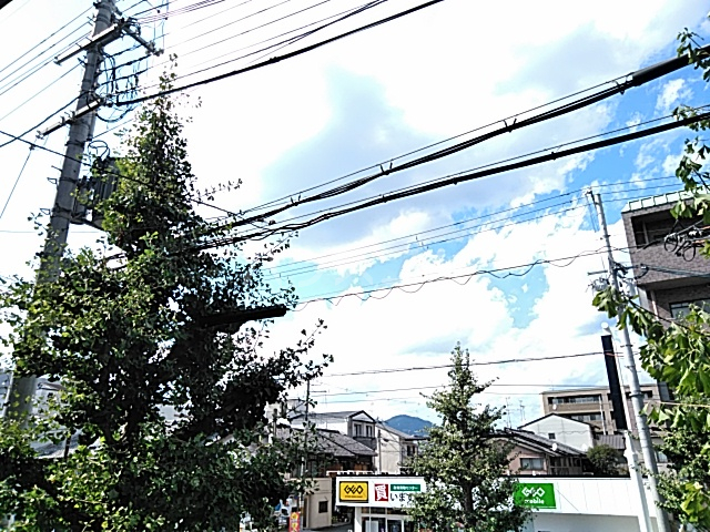 ソフィア円町 301号室の景色