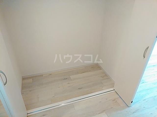 ソフィア円町 301号室の収納