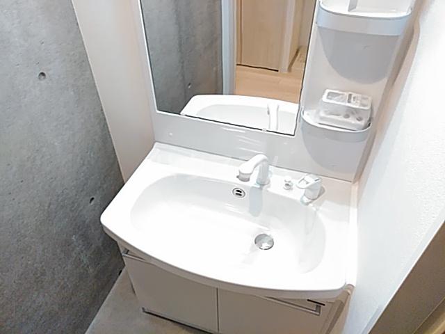 グレース西ノ京 102号室の洗面所
