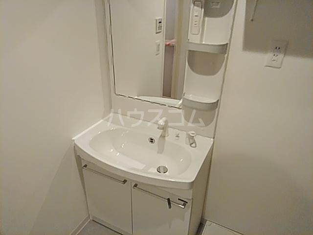 グレース西ノ京 204号室の洗面所