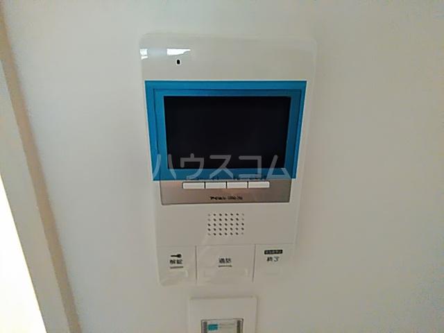 グレース西ノ京 204号室のセキュリティ