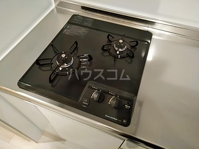 グレース西ノ京 204号室のキッチン