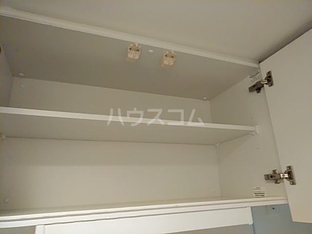 グレース西ノ京 204号室の収納