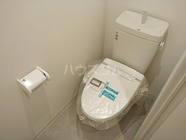 グレース西ノ京 306号室のトイレ