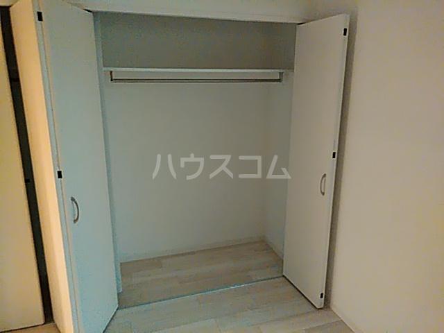 グレース西ノ京 306号室の収納
