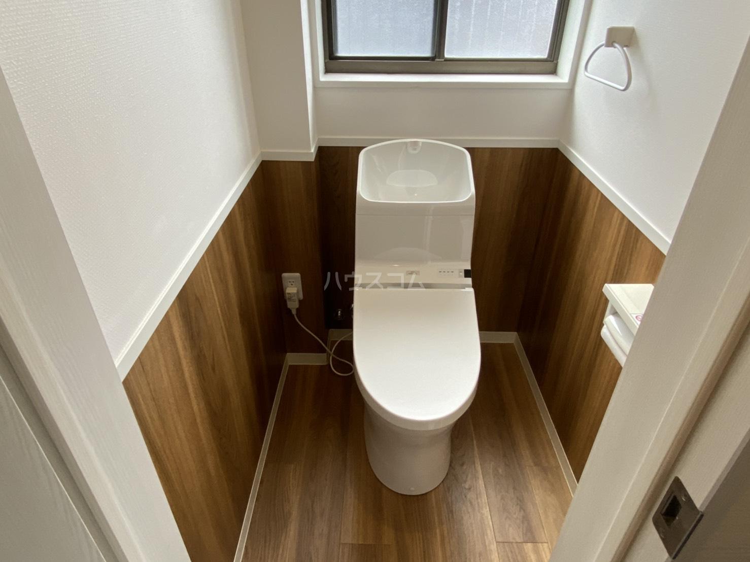 CASA円町のトイレ
