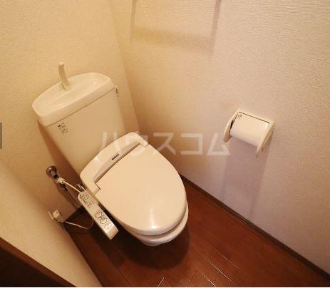 オアシス  202号室のトイレ