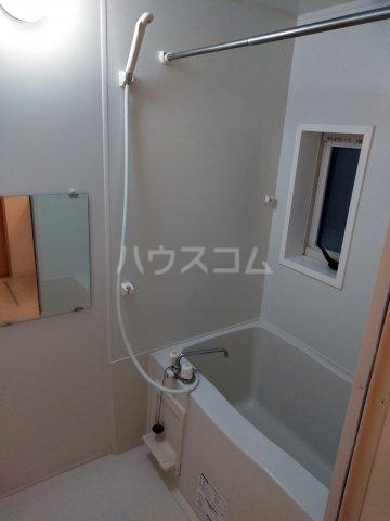 ル・シエル北谷 201号室の風呂