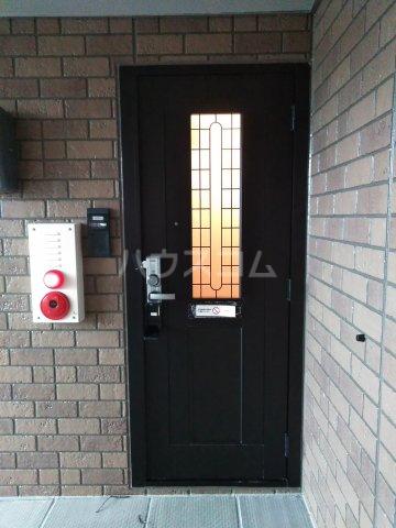 ル・シエル北谷 201号室のセキュリティ