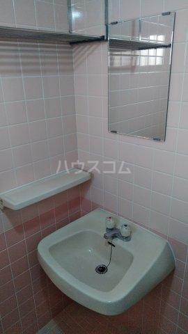リバービュー赤畑A棟 416号室の洗面所