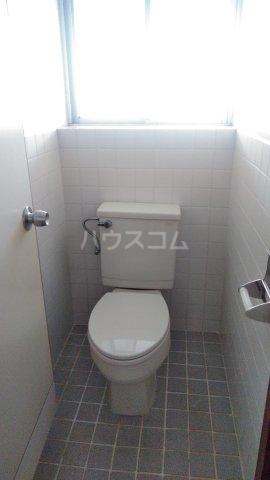 ヴィラはいから 602号室のトイレ
