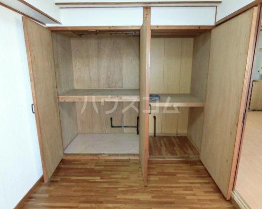 丸一アパート 201号室の収納