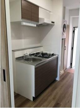 コーラルオリオン 502号室のキッチン