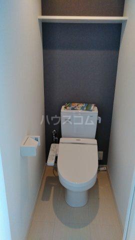Eye's小禄 602号室のトイレ