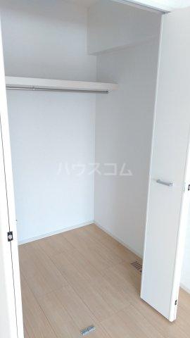 グランデュール K 201号室の収納