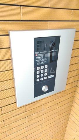 グランデュール K 201号室のセキュリティ