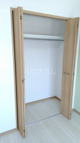 Meith GUSHI 502号室の収納