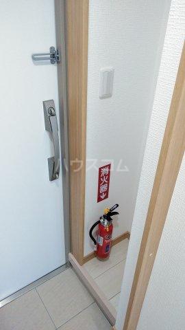 Meith GUSHI 502号室の玄関