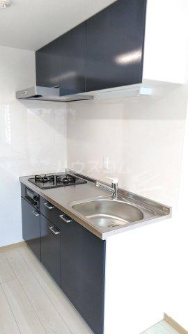 Meith GUSHI 601号室のキッチン