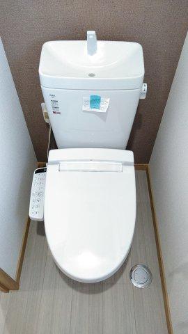 Meith GUSHI 601号室のトイレ