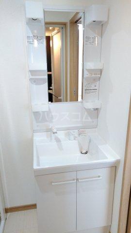 Meith GUSHI 601号室の洗面所