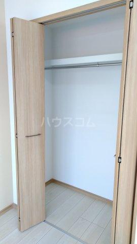 Meith GUSHI 601号室の収納