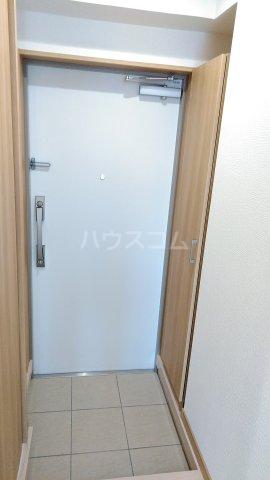 Meith GUSHI 601号室の玄関