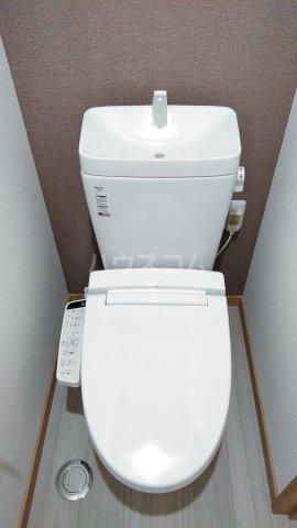 Meith GUSHI 702号室のトイレ
