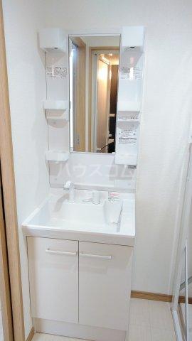 Meith GUSHI 702号室の洗面所