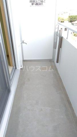 Meith GUSHI 702号室のバルコニー