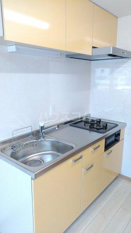 Meith GUSHI 704号室のキッチン