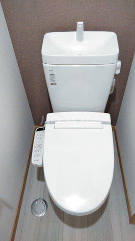 Meith GUSHI 704号室のトイレ
