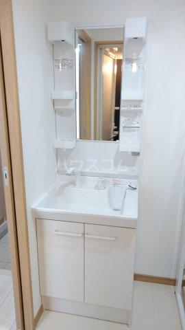 Meith GUSHI 704号室の洗面所